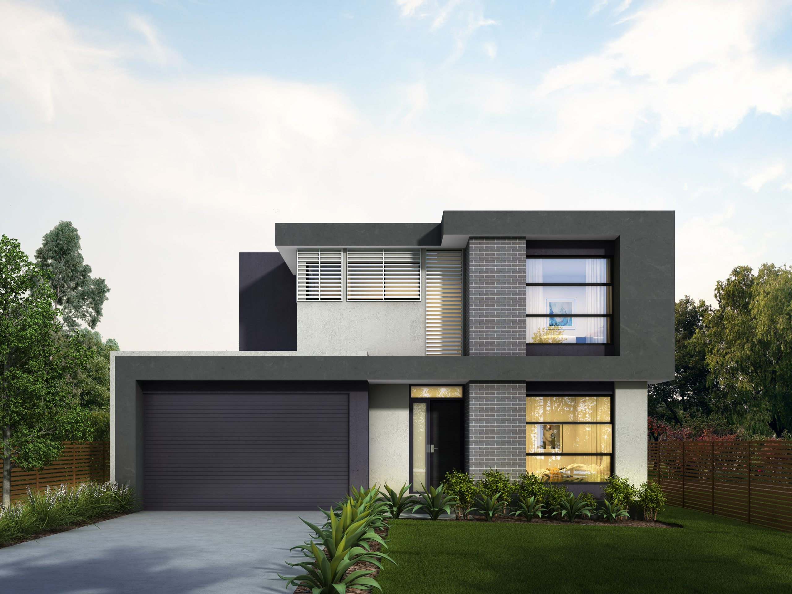 State custom home built in Oakleigh East Melbourne